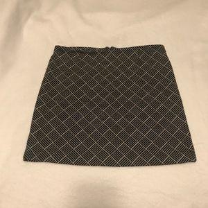 [3/$15] Geometric Print Skirt